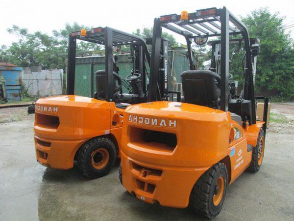 Xe nâng dầu X series 1.5-3.8 tấn