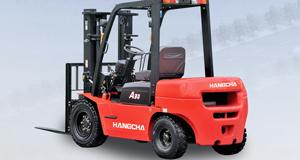 Xe nâng dầu A series 1-3.5 tấn