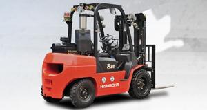 Xe nâng dầu R series 1-5 tấn