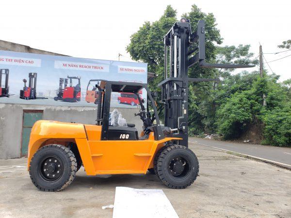 Xe nâng dầu Hangcha 8-10 tấn
