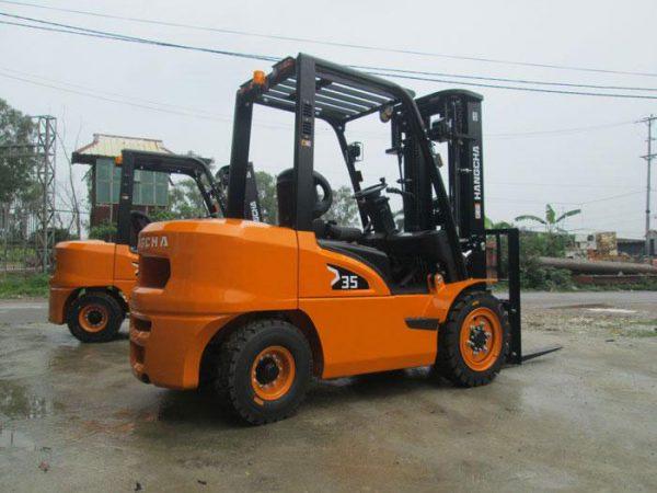 Xe nâng dầu Hangcha 3,5 tấn Model CPCD 35