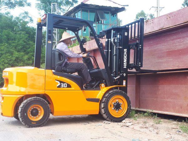 Xe nâng dầu Hangcha 3 tấn – Model CPCD 30