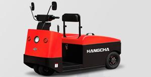 Xe kéo điện 2-6 tấn