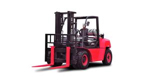 Xe nâng Gas/LPG 5-7 tấn