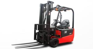 Xe nâng điện 3 bánh J series 1-1.5 tấn (dẫn động bánh sau)