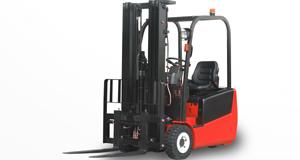 Xe nâng điện 3 bánh J series 1.3-2 tấn (dẫn động bánh trước)