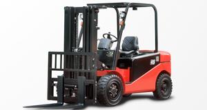 Xe nâng điện 4 bánh J series 4-5 tấn