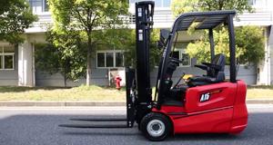 Xe nâng điện 3 bánh A series 1.3-2 tấn