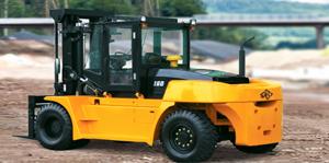 Xe nâng trọng tải lớn 14-18 tấn