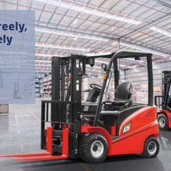 Xe nâng điện Hangcha 2,5 tấn – Model CPD 25