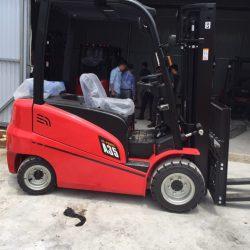 Xe nâng điện Hangcha 3,5 tấn- Model CPD 35