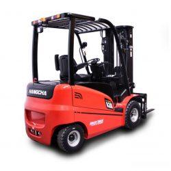 Xe nâng điện 4 bánh A series 1-3,5 tấn