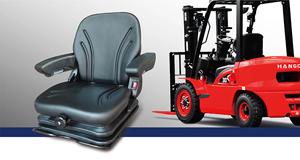 Ghế ngồi trang bị trên xe nâng HANGCHA