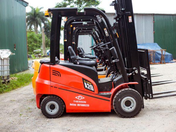 Xe nâng điện 2 tấn AE – Dòng xe nâng điện Hangcha